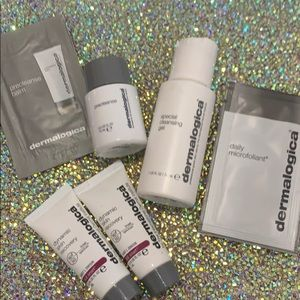 DERMALOGICA 6pc cleanse & recovery try it